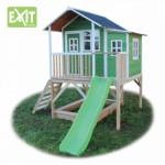 Speelhuis EXIT Loft 550 groen