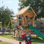 Hy-Land speeltoren geschikt voor kinderopvang