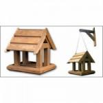 Vogelhuis Yorkshire met gratis muurhanger