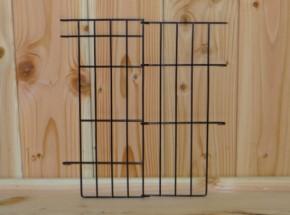 Hondenbenchverkleiner: verkleiner voor onze bench van 48cm