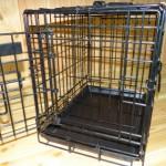 Bench tussenschot voor zwarte hondenbench 63cm