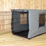 Hoes voor hondenbench 124cm