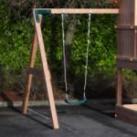 Aanbouwschommel Enkel Succes Douglas Hoog 180x270x238cm