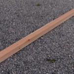 Paal voor duikelstang 270cm | douglas-hout