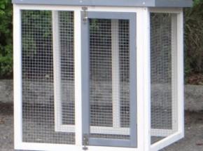 Plexiglas Isolatie Set voor aanbouwren Advance