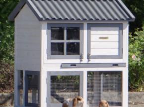 Plexiglas Isolatie Set voor konijnenhok Nice