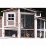 Plexiglas Isolatie Set voor konijnenhok Leah
