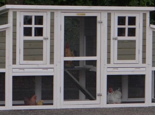 Plexiglas Isolatie Set voor konijnenhok Stijn