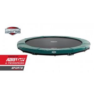 BERG InGround trampoline Elite Groen 330cm
