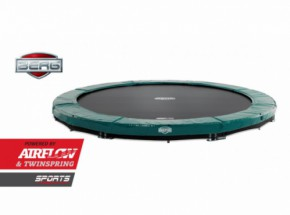 BERG InGround trampoline Elite Groen 330cm