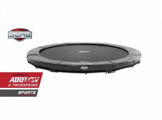 BERG InGround trampoline Elite Grijs 330cm