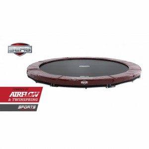 BERG InGround trampoline Elite Rood 330cm