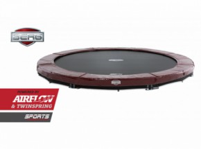 BERG InGround trampoline Elite Rood 380cm