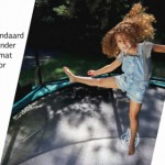 Airflow trampoline springdoek