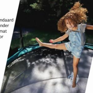 BERG AirFlow trampoline springmat