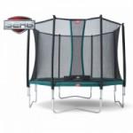 BERG trampoline Favorit met veiligheidsnet Comfort 270cm