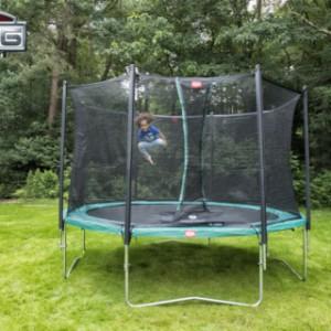 BERG trampoline Favorit met net Comfort 380cm