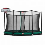 BERG Ingraaf trampoline Favorit met veiligheidsnet Comfort 330cm