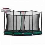 BERG InGround trampoline Favorit met veiligheidsnet Comfort 270cm