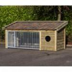 Hondenkennel Roxy 3 346x132x150 cm