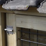 RVS sluitingen en restauratie dakpannen.