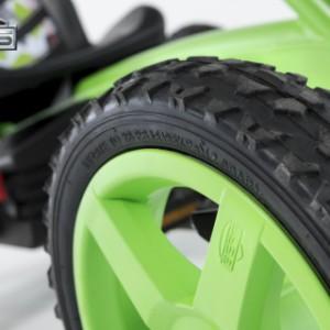 BERG Rally Force skelter 4 - 12 jaar