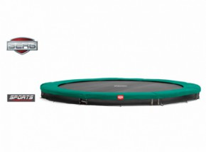Trampoline BERG Champion 380 InGround Groen 380cm