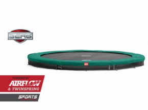 Trampoline BERG Champion 430 InGround Groen 430cm