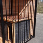 Hondenhok Select in hondenkennel Ferm