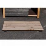 Vlonder Select 3 Douglas / Zwart 118x72 cm