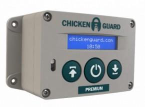 ChickenGuard Premium, automatische deuropener kippenhok