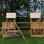 Speeltoestel voor veel kinderen
