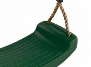 Schommelzitje kunststof Groen - met PP-touw
