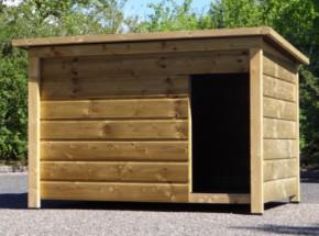 Hondenhok Select 4, afmeting 175x128x113cm