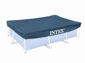 Zwembad afdekzeil Intex Rectangular Frame 450x220