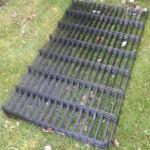 Zware Konijnenren 8 panelen Hoogte 76cm