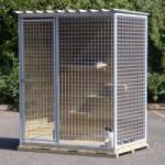 Kattenren Siep COMPLEET 150x100 cm