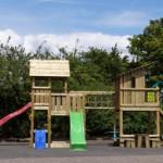 Speeltoren Park - mega houten speelhuis