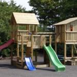 Speeltoren Park - Blue Rabbit Beach Hut en Penthouse