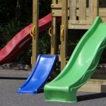 Speeltoren Park - Groot speelparadijs met 3 glijbanen