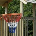 Speeltoestel Joas - met basketbalring