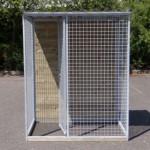 Kattenkennel Sjaan 1.5 x 1 meter